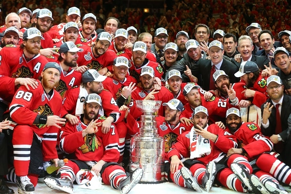 Blackhawks wins 2015 Stanley Cup